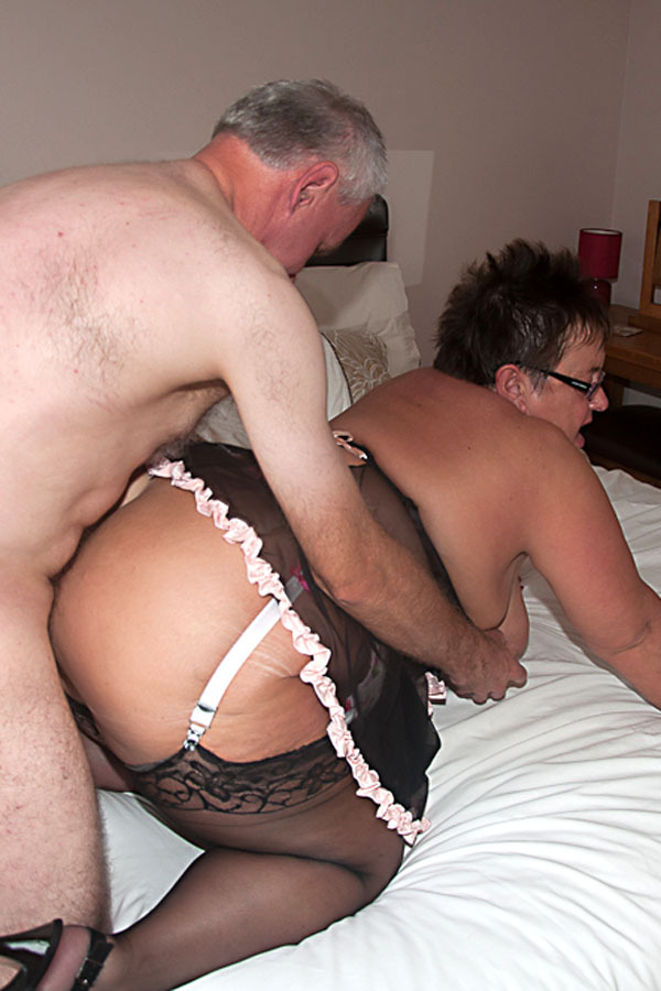 British granny georgie nylons dildos her arse and pussy - 1 part 6